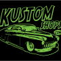 Kustom-Shops-T-Shirt-Print-Detail